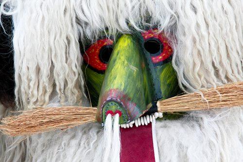 Korant Lancova maska